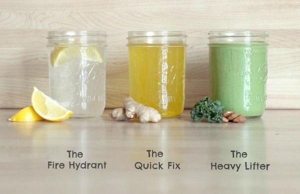 энергетик напиток в банке энергетический коктейль лист салата лимон смузи рецепт