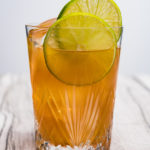 коктейль Чили маргарита Ancho chile margarita
