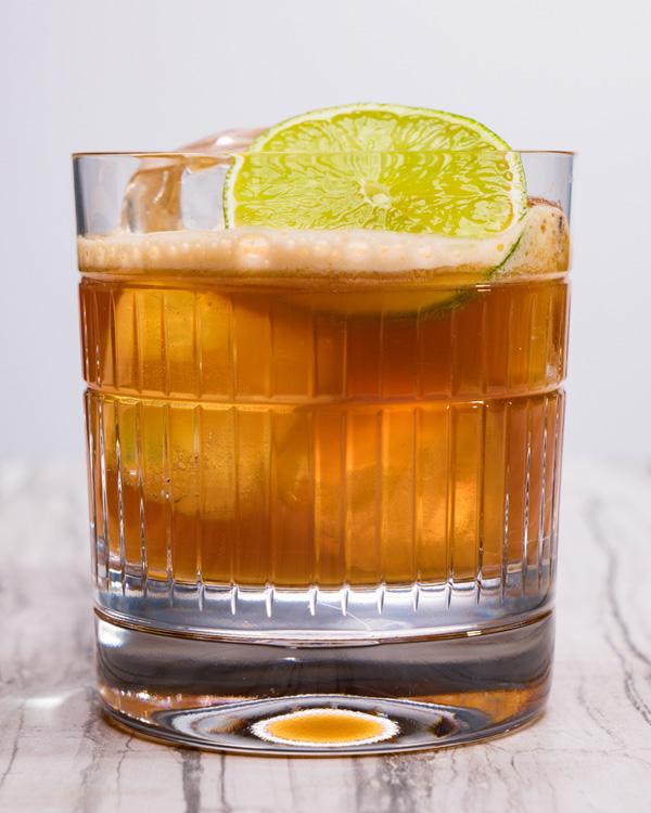 коктейль Колд брю маргарита cold brew margarita