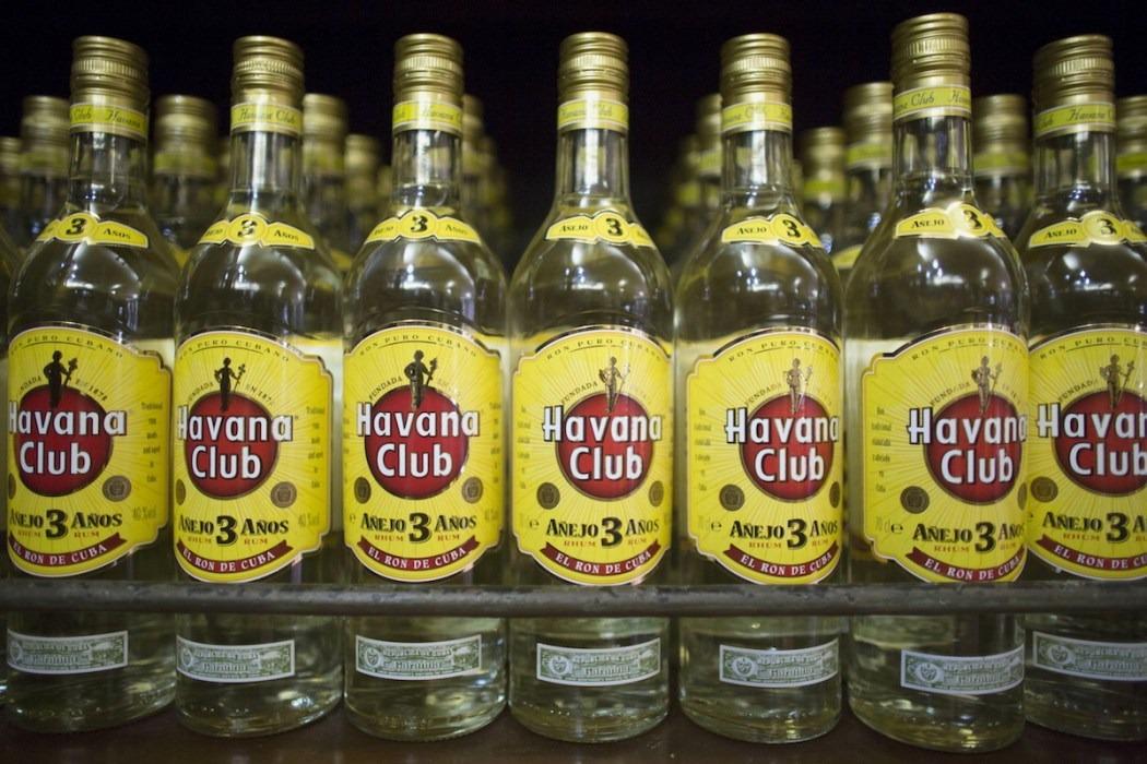 Havana Club 3 эргономика бутылки ром дизайн практичность