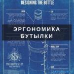 Эргономика бутылки