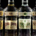 Красивые бутылки эргономика удобство флейринга напиток бармен