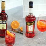 Aperol и Campari