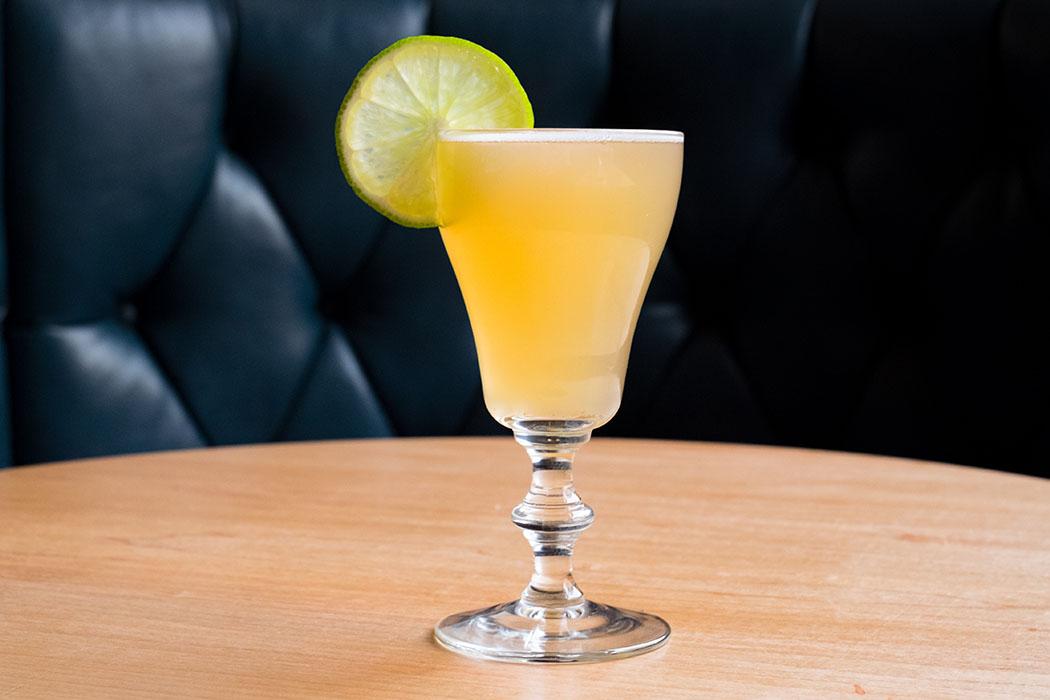 холодный фронт cold front дайкири коктейль смешанный напиток твист