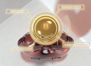 LOUIS XIII коньяк декантер смарт технологии с чипом NFC