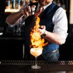Коктейль с огнём