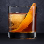 THE BLACK BARREL OLD FASHIONED COCKTAIL