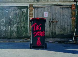 тики-коктейль ром джин мусорный бак отходы производства барный менеджмент