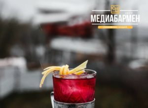 Медиабармен 2017, коктейль