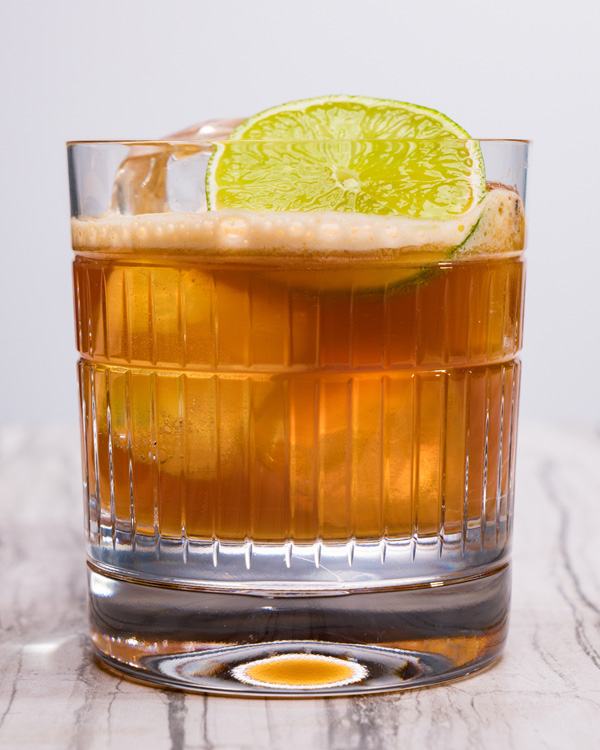 коктейль Колд брю маргарита cold brew margarita