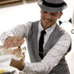бартендер готовит коктейль Андрей Малик andrej malic bartender конкурсный напиток