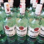 ром Бакарди Карта Бланка эргономика бутылки удобство для бармена