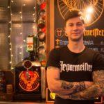 Егор Падута бармен