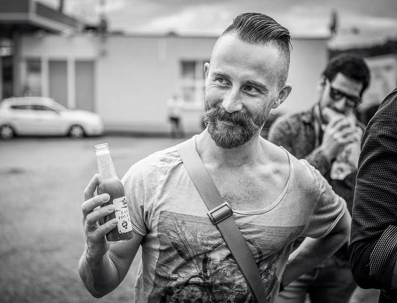 Мартопляс Антон, бармен Cocktail Bar BarDuck, бренд-амбассадор Бульбашъ, г. Минск