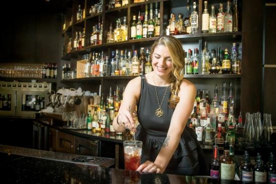 Барледи Lauren Mote рассказ про барные тренды 2018