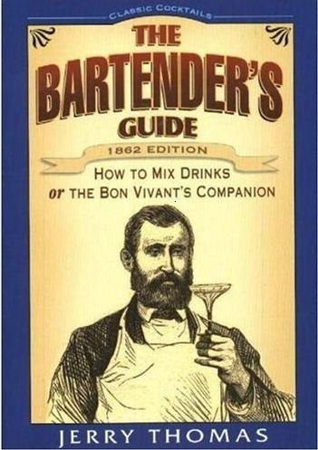 Jerry Thomas бармен джерри томас обложка книги сообщества вконтакт социальный бармен онлайн паблик группа сообщество околобара