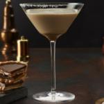 Baileys Flat White Martini Cocktail барные тренды 2018 необычные коктейль кофе