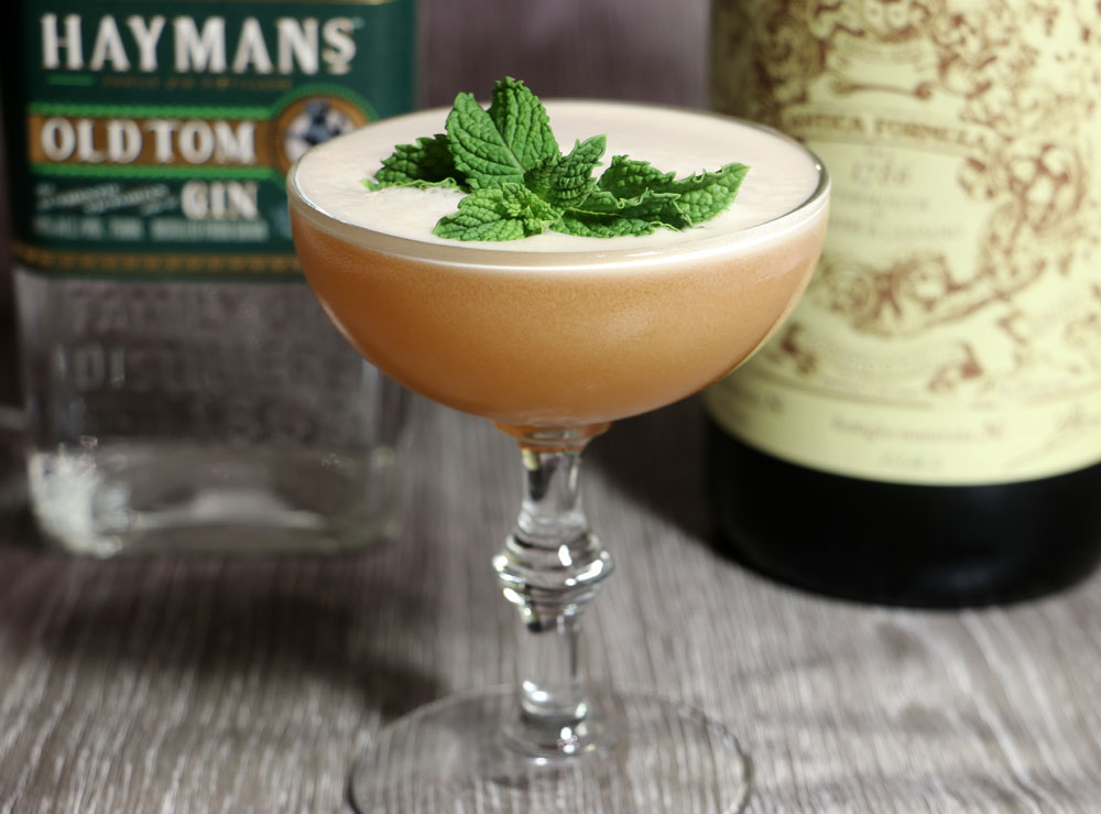 Clover Leaf Cocktail