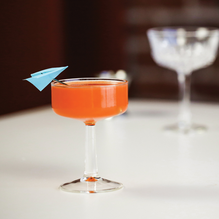 Paper Planes Cocktail
