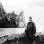 князь Левъ Голицынъ старое фото