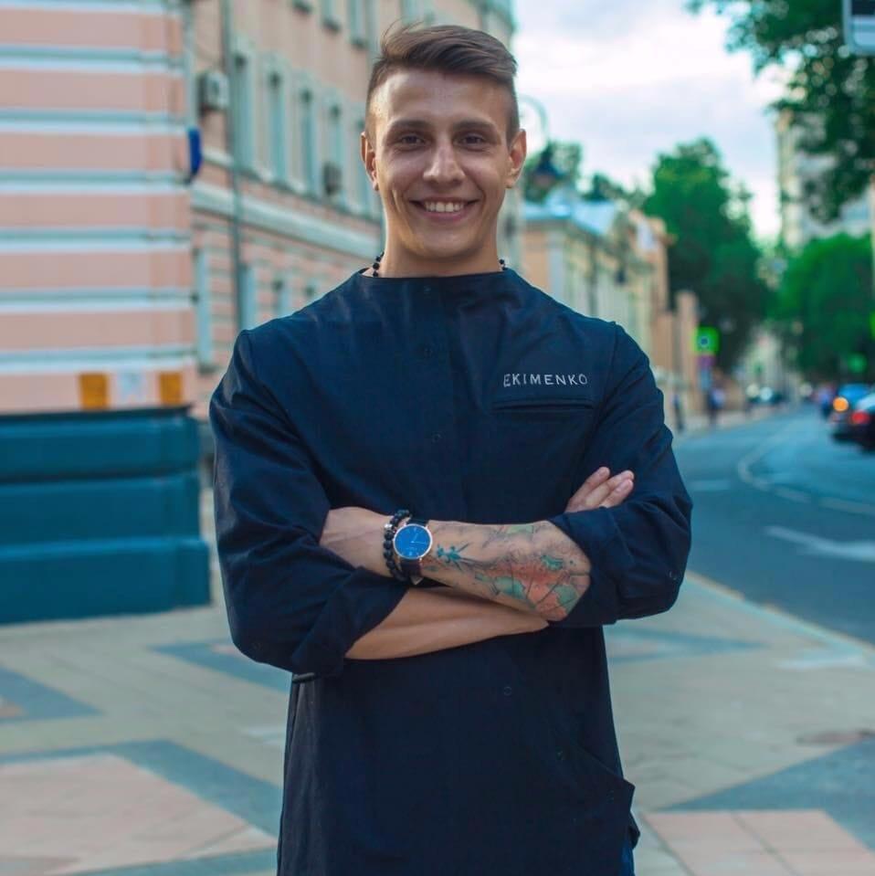 Виталий Екименко