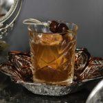 Коктейль с вишней мараскино