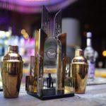 победитель барменской программы Beluga Signature 2018 статуэтка золотой шейкер водка состязание конкурс