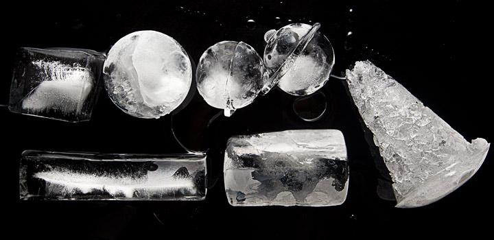 лед в баре