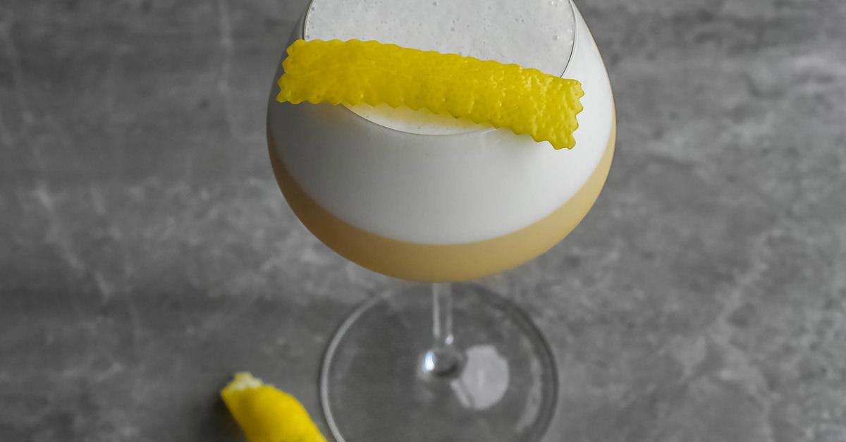 French Zabaglione коктейль