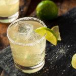 коктейль с текилой и лаймом