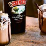 какао с бэйлисом