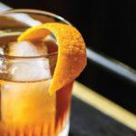 Old-Fashioned с бурбоном