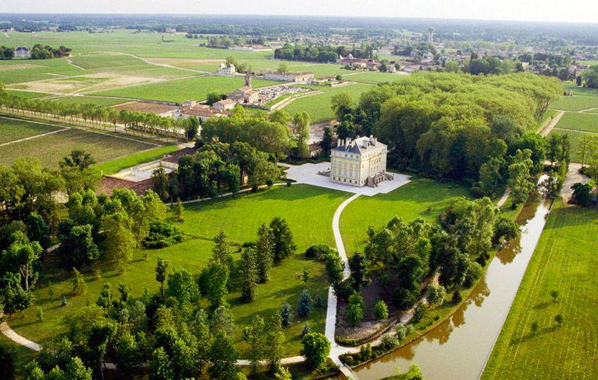 Поместье Château Margaux