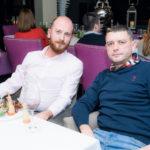 Василий Захаров и Роман Глечиков